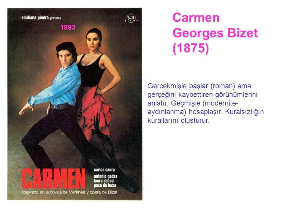 Carmen Georges Bizet (1875) 1983