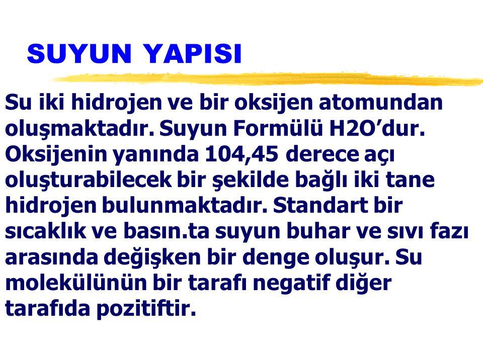 SUYUN YAPISI