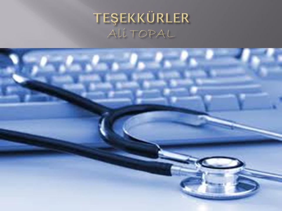 TEŞEKKÜRLER Ali TOPAL