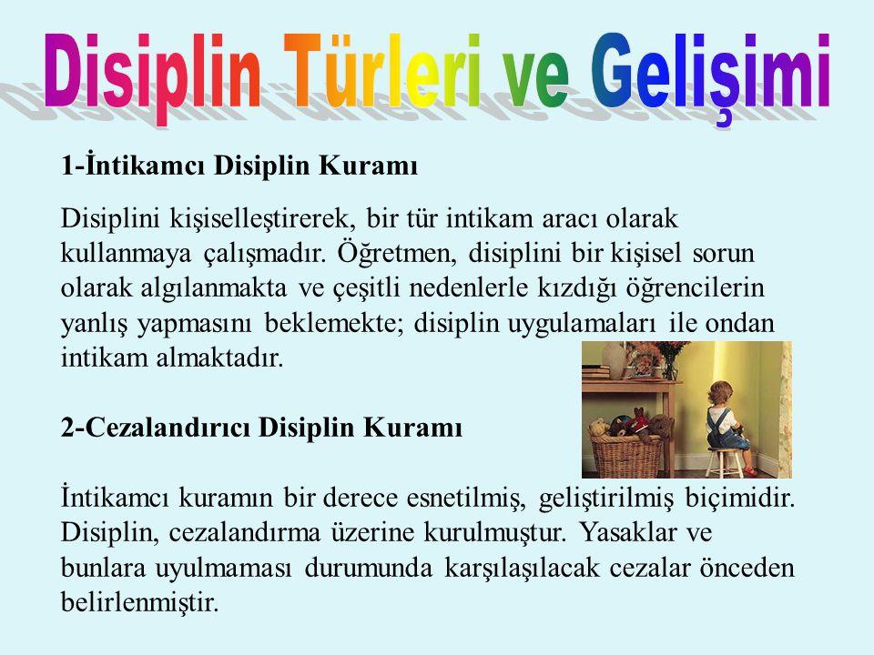 Disiplin Türleri ve Gelişimi