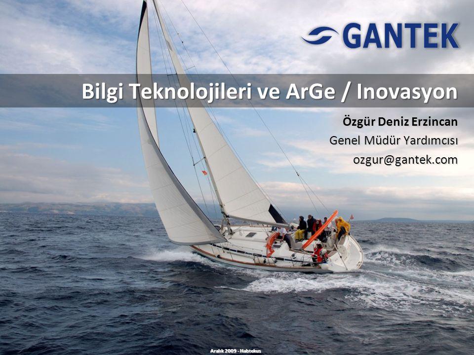 Bilgi Teknolojileri ve ArGe / Inovasyon