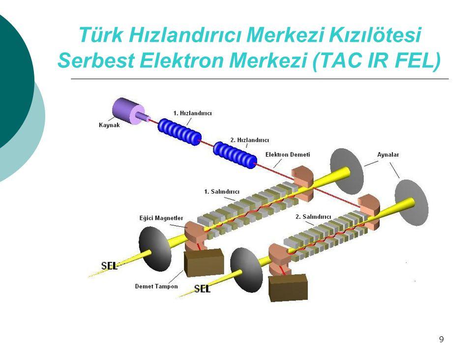 Türk Hızlandırıcı Merkezi Kızılötesi Serbest Elektron Merkezi (TAC IR FEL)