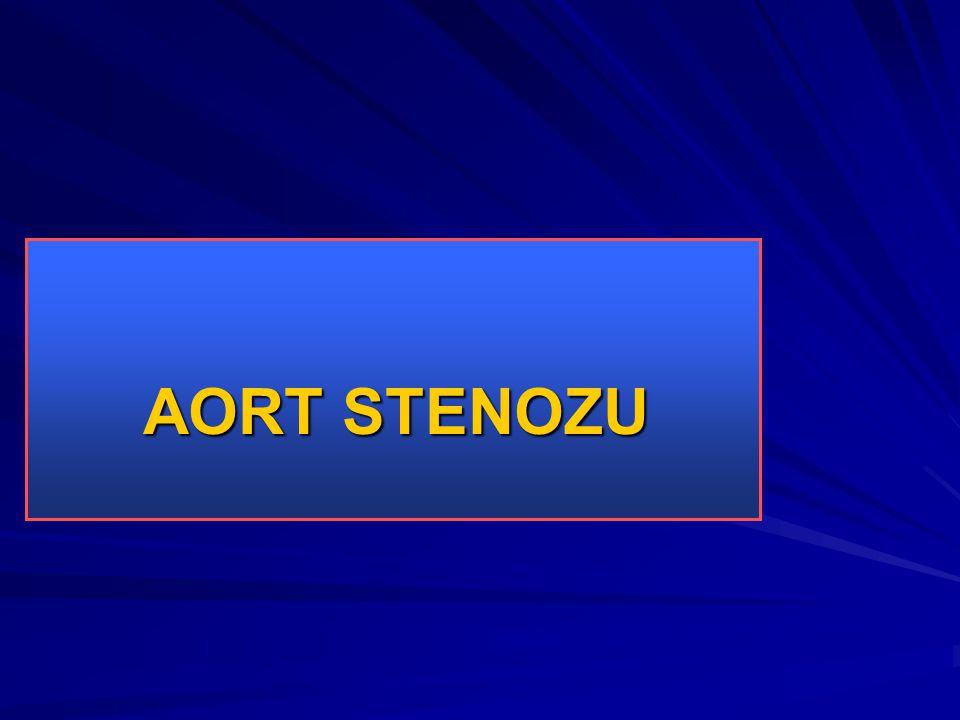 AORT STENOZU