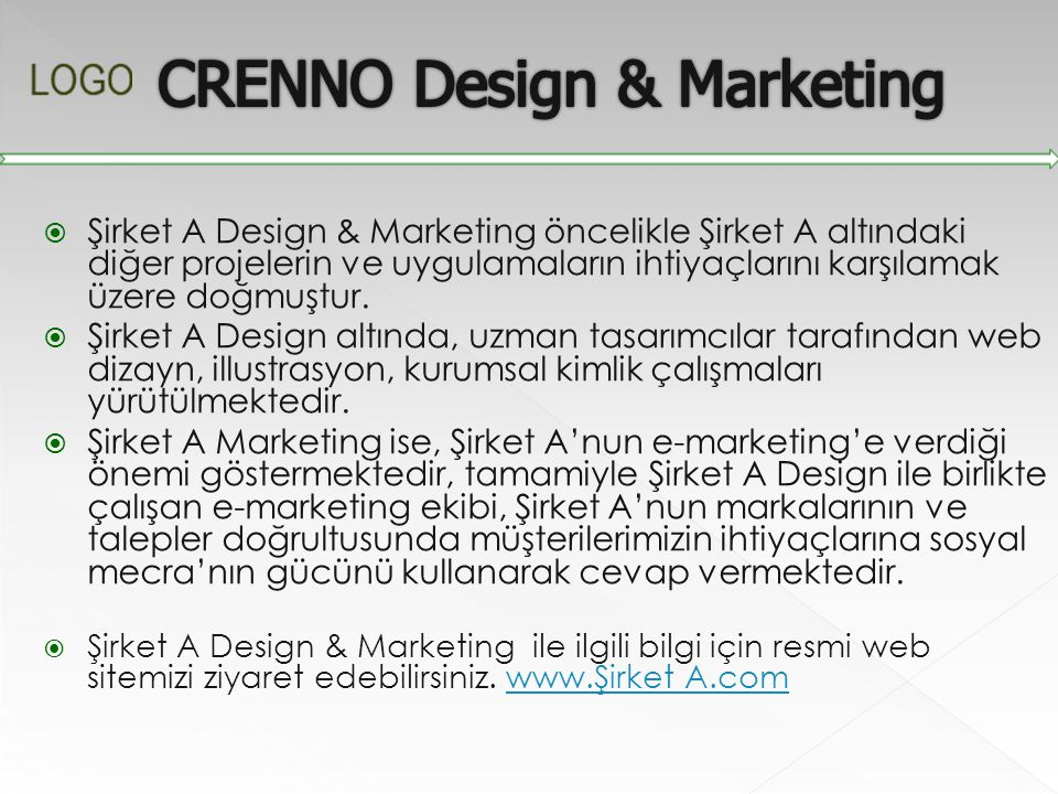 CRENNO Design & Marketing