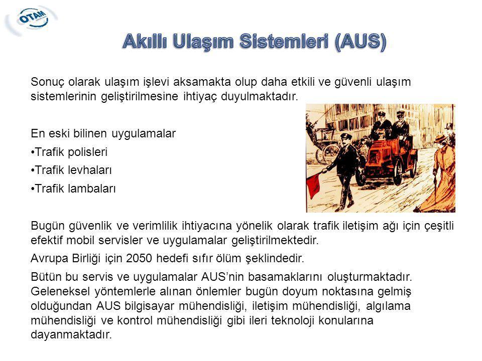 Akıllı Ulaşım Sistemleri (AUS)