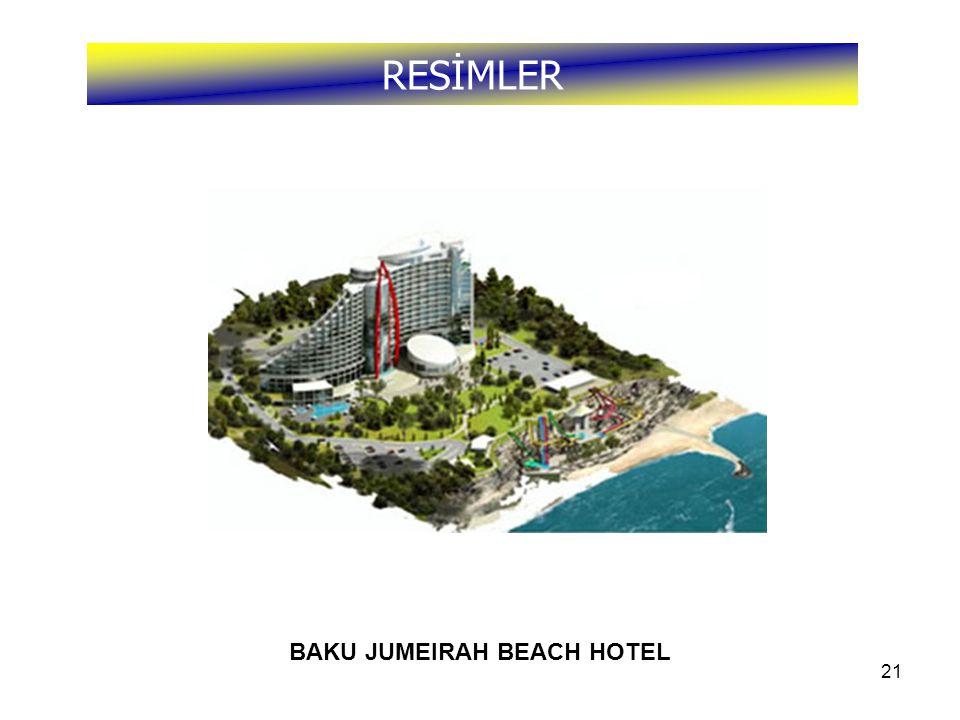 BAKU JUMEIRAH BEACH HOTEL