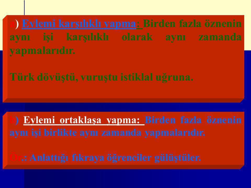 Türk dövüştü, vuruştu istiklal uğruna.