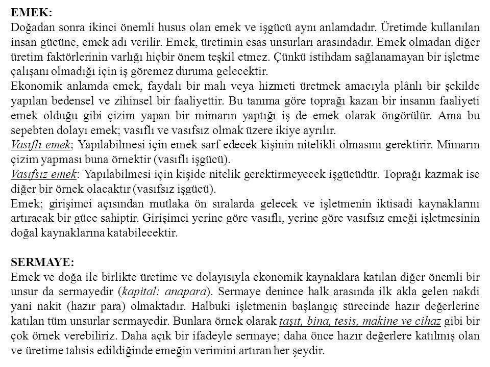 EMEK: