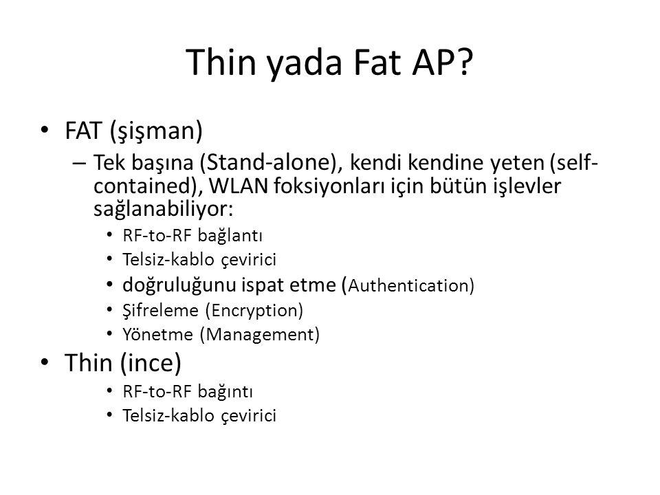 Thin yada Fat AP FAT (şişman) Thin (ince)