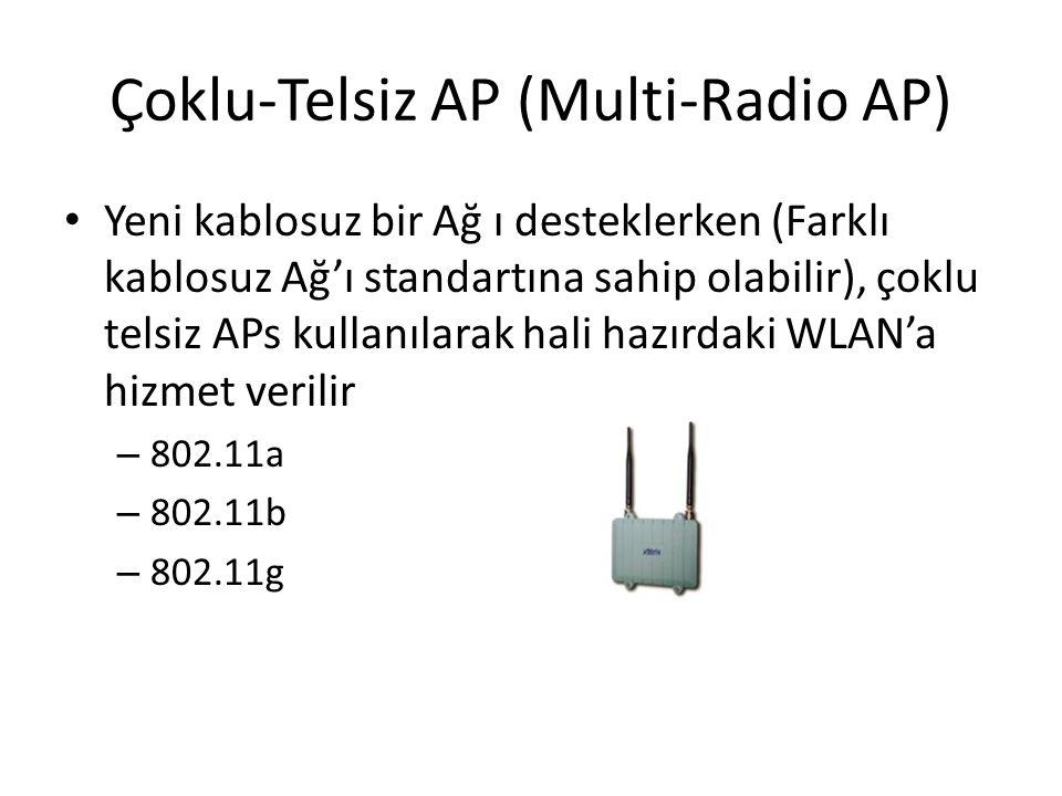 Çoklu-Telsiz AP (Multi-Radio AP)