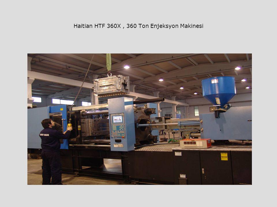 Haitian HTF 360X , 360 Ton Enjeksyon Makinesi