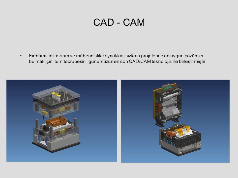 CAD - CAM
