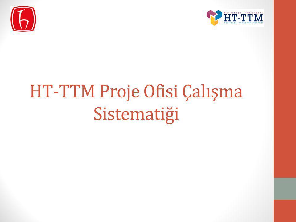 HT-TTM Proje Ofisi Çalışma Sistematiği