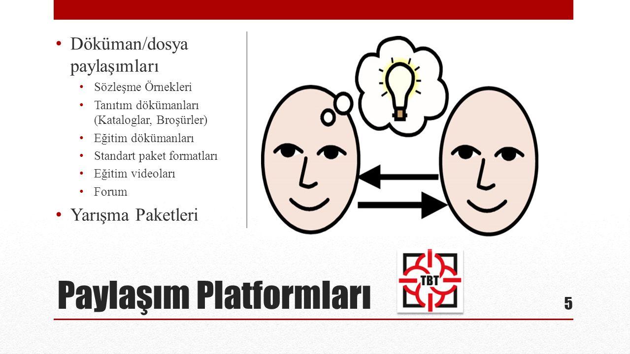 Paylaşım Platformları