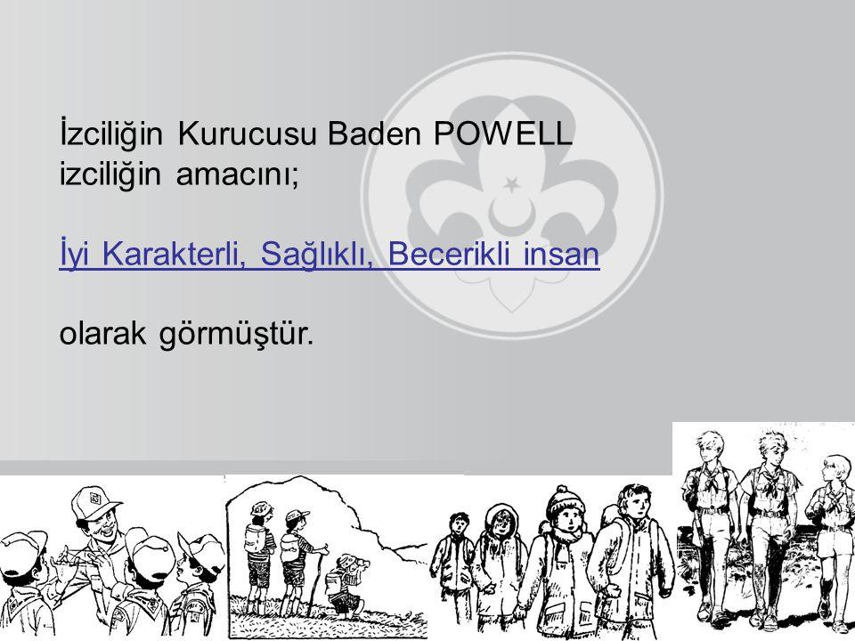 İzciliğin Kurucusu Baden POWELL