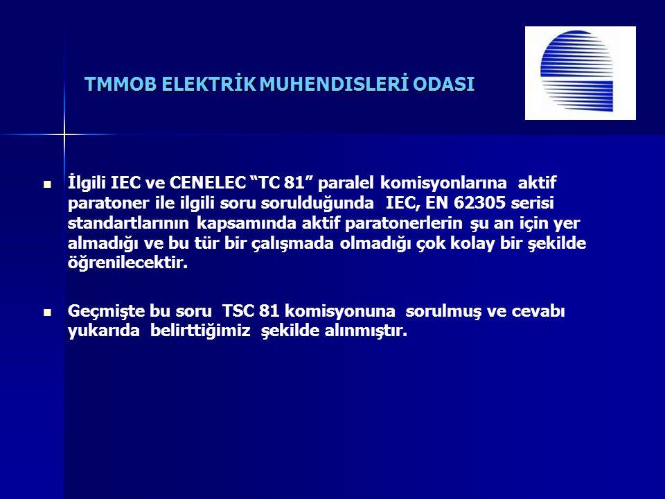 TMMOB ELEKTRİK MUHENDISLERİ ODASI