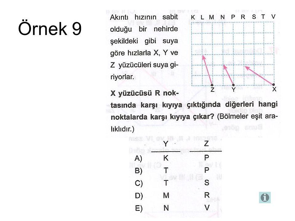 Örnek 9 T6 s8