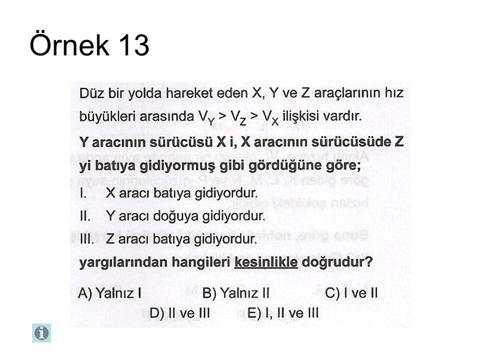 Örnek 13 T6 s2