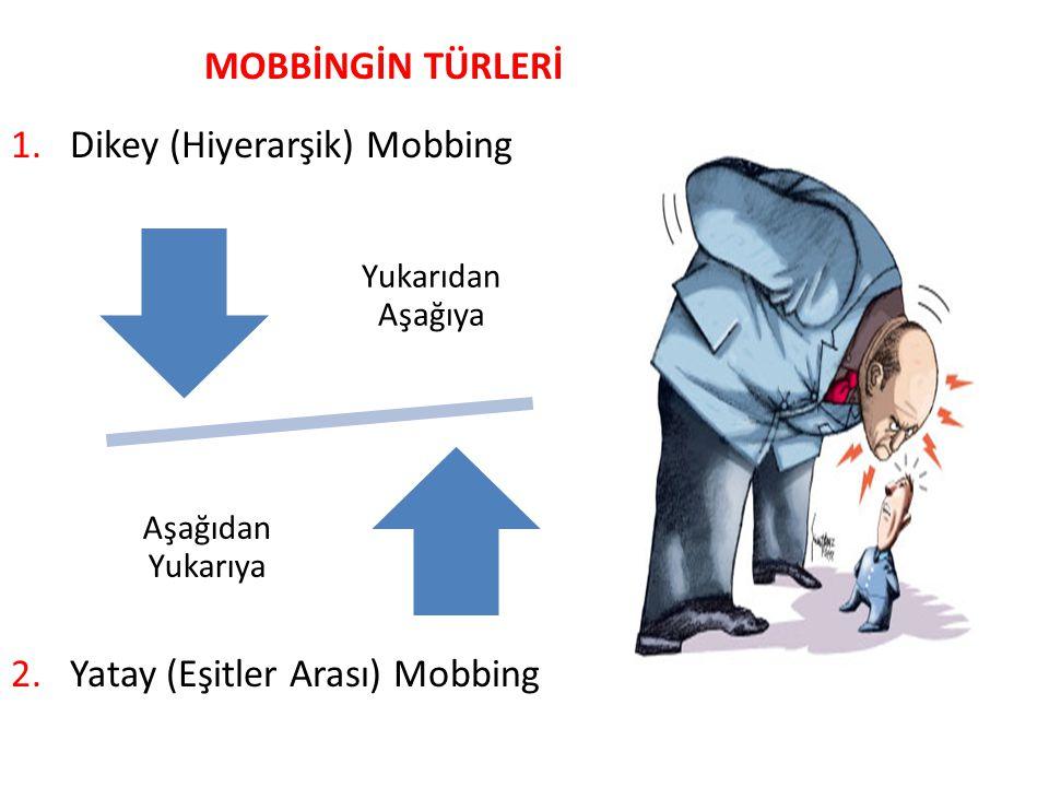 Dikey (Hiyerarşik) Mobbing