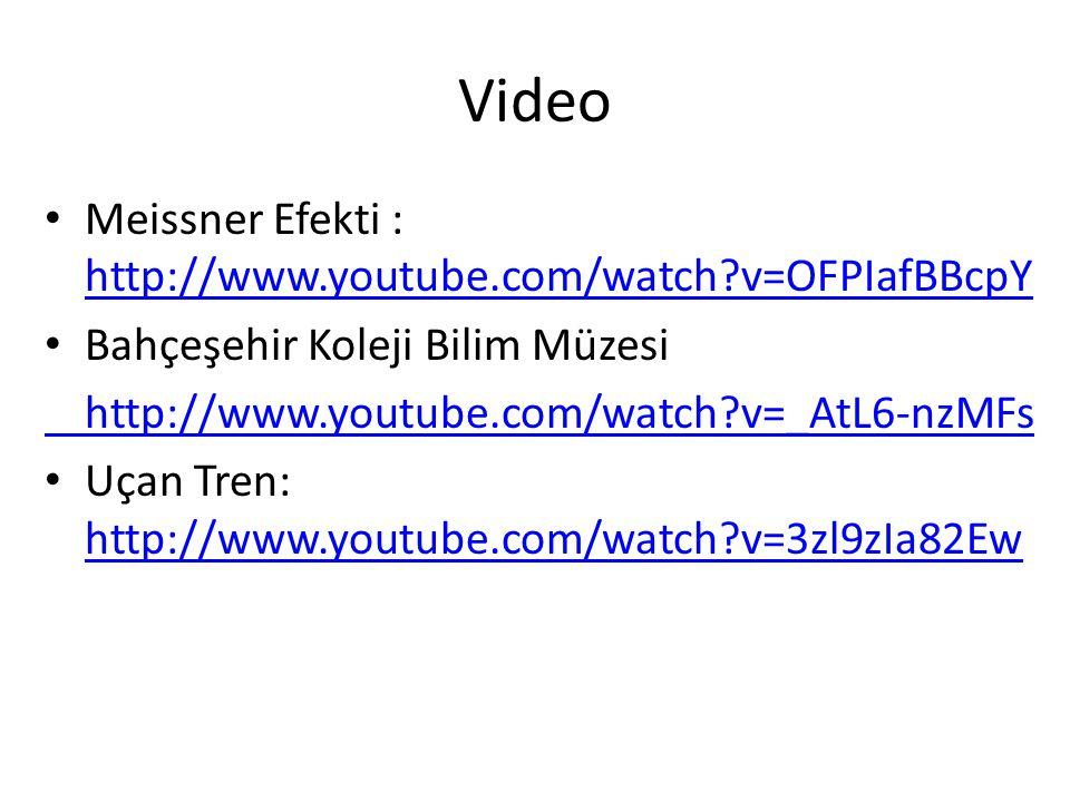 Video Meissner Efekti : http://www.youtube.com/watch v=OFPIafBBcpY