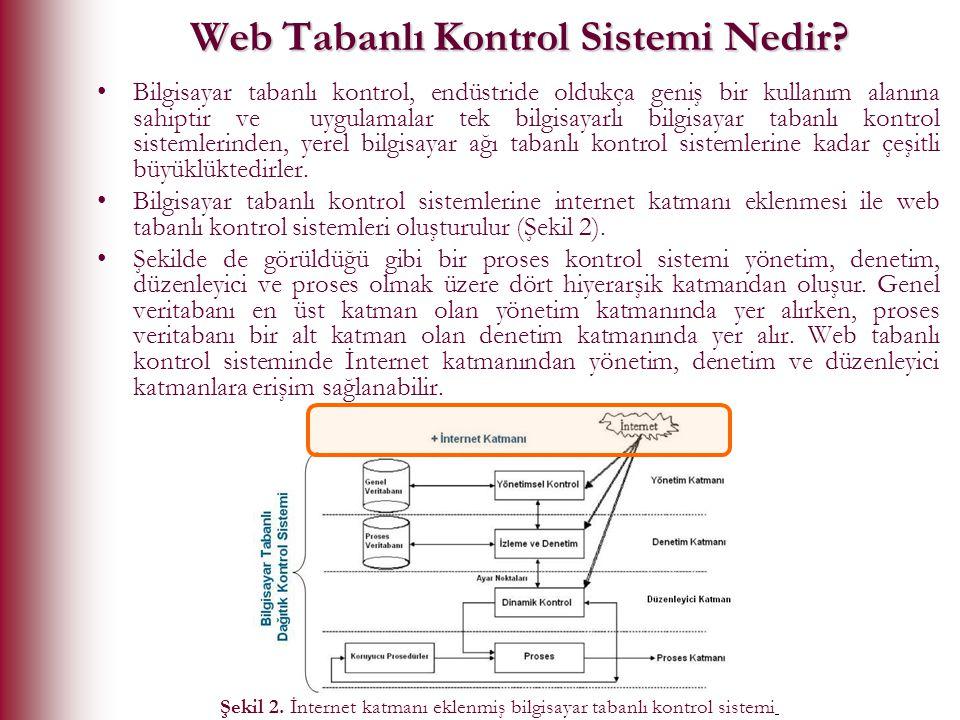 Web Tabanlı Kontrol Sistemi Nedir