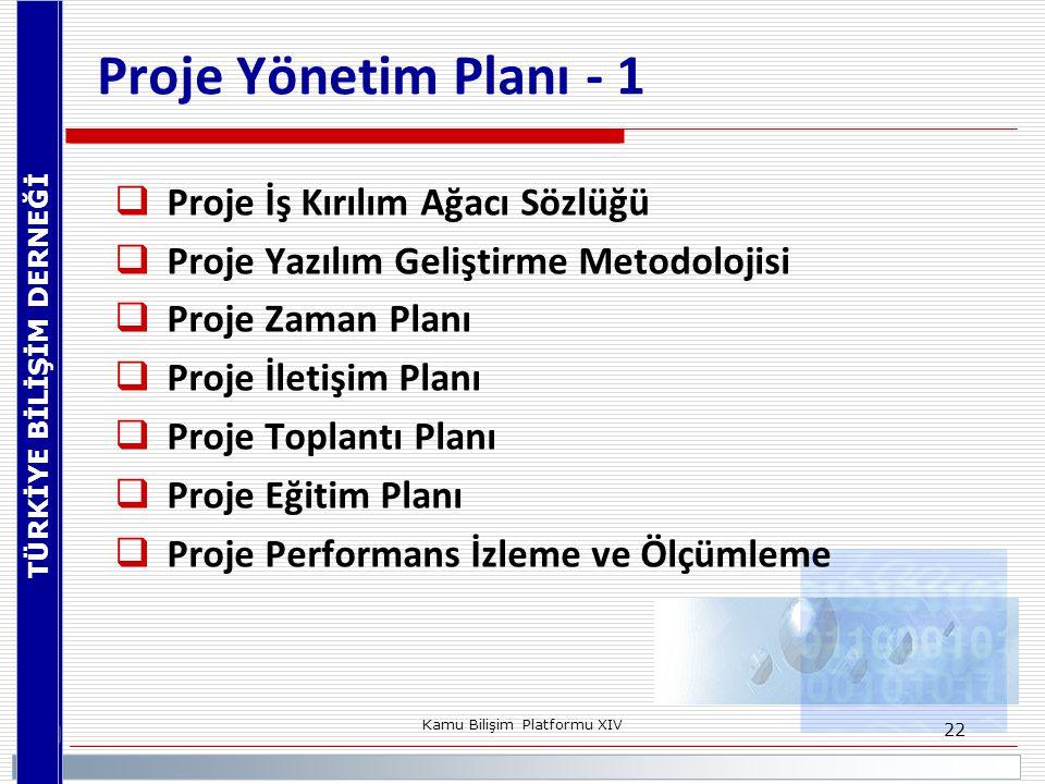 Kamu Bilişim Platformu XIV