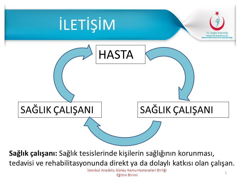 İstanbul Anadolu Güney Kamu Hastaneleri Birliği