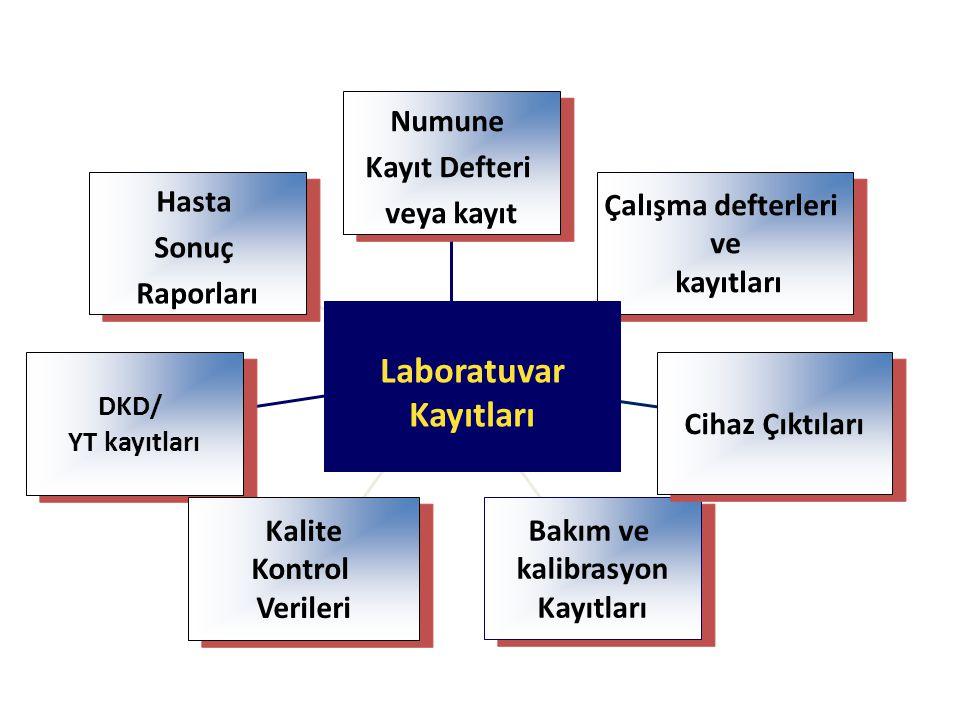 Laboratuvar Kayıtları