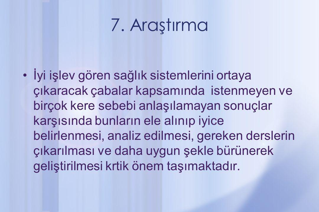 7. Araştırma