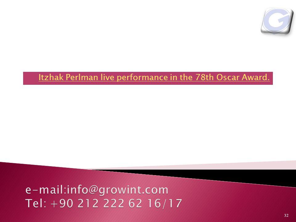 e-mail:info@growint.com Tel: +90 212 222 62 16/17