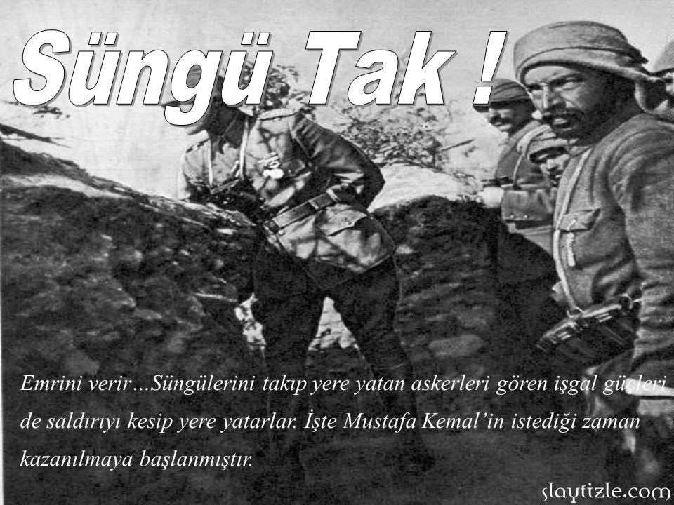 Süngü Tak !