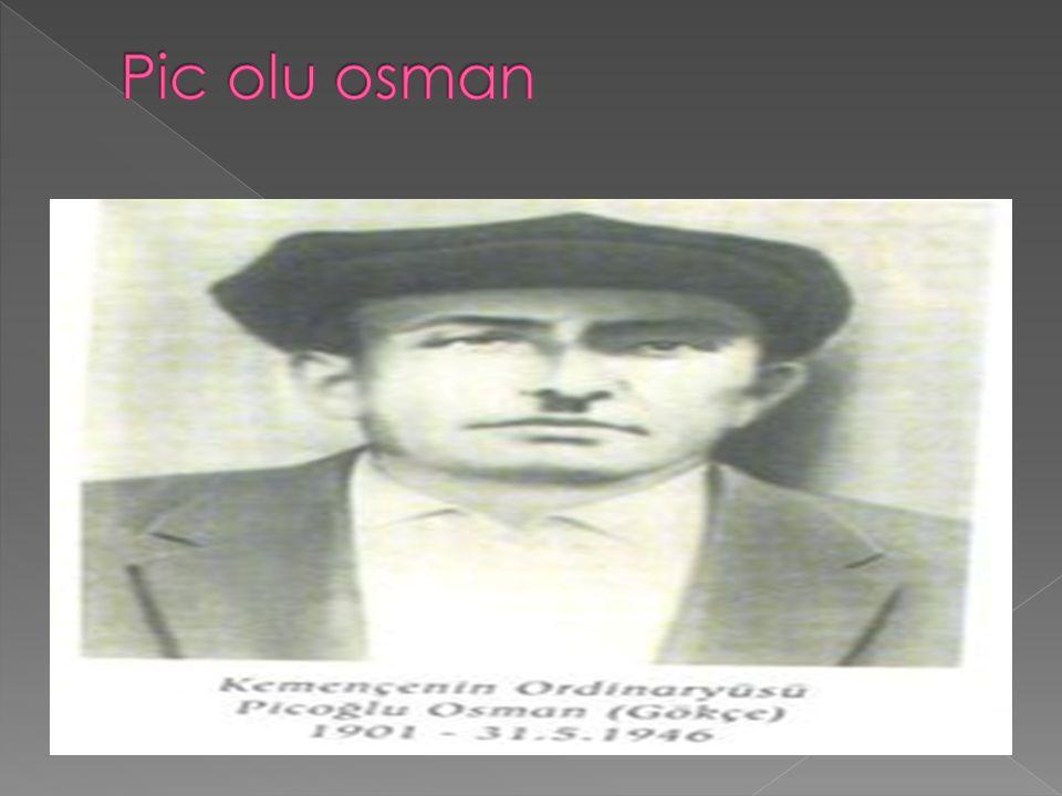 Pic olu osman