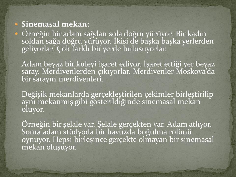 Sinemasal mekan: