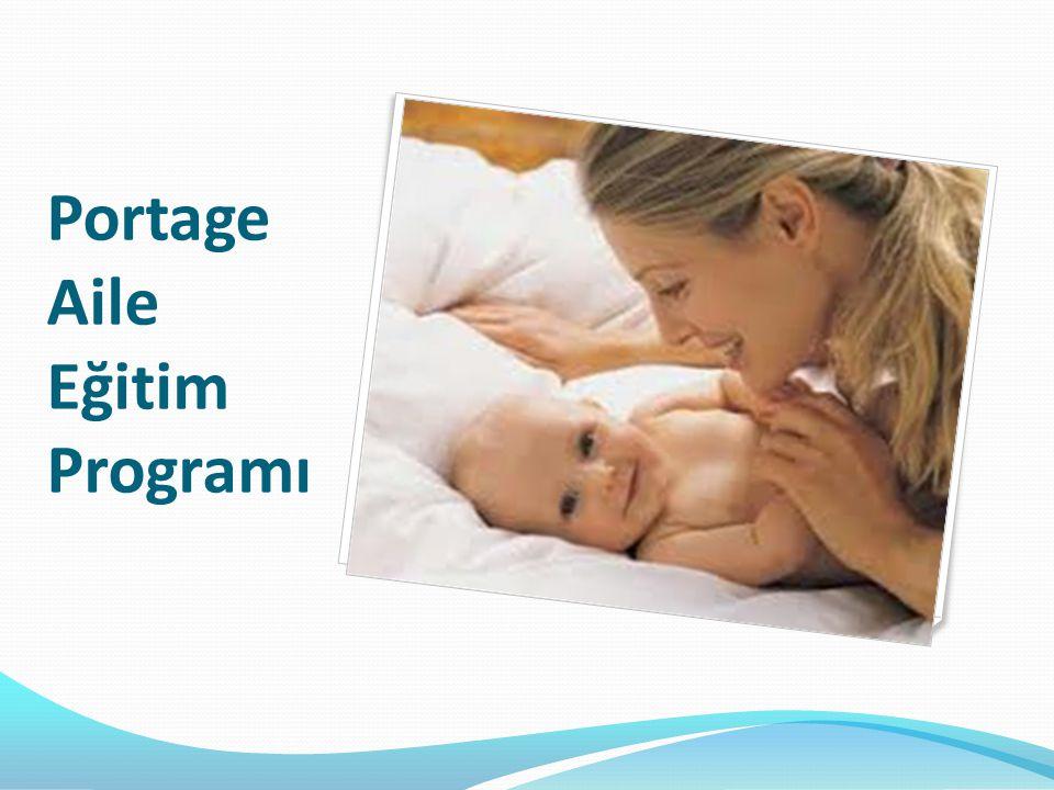 Portage Aile Eğitim Programı
