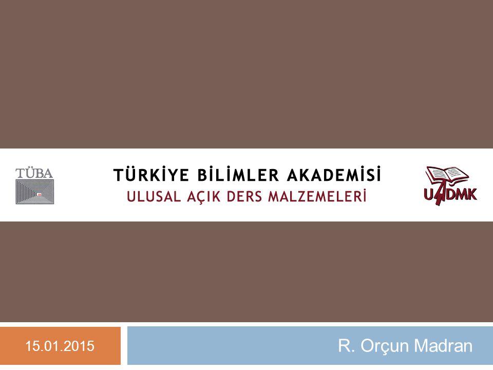 08.04.2017 R. Orçun Madran