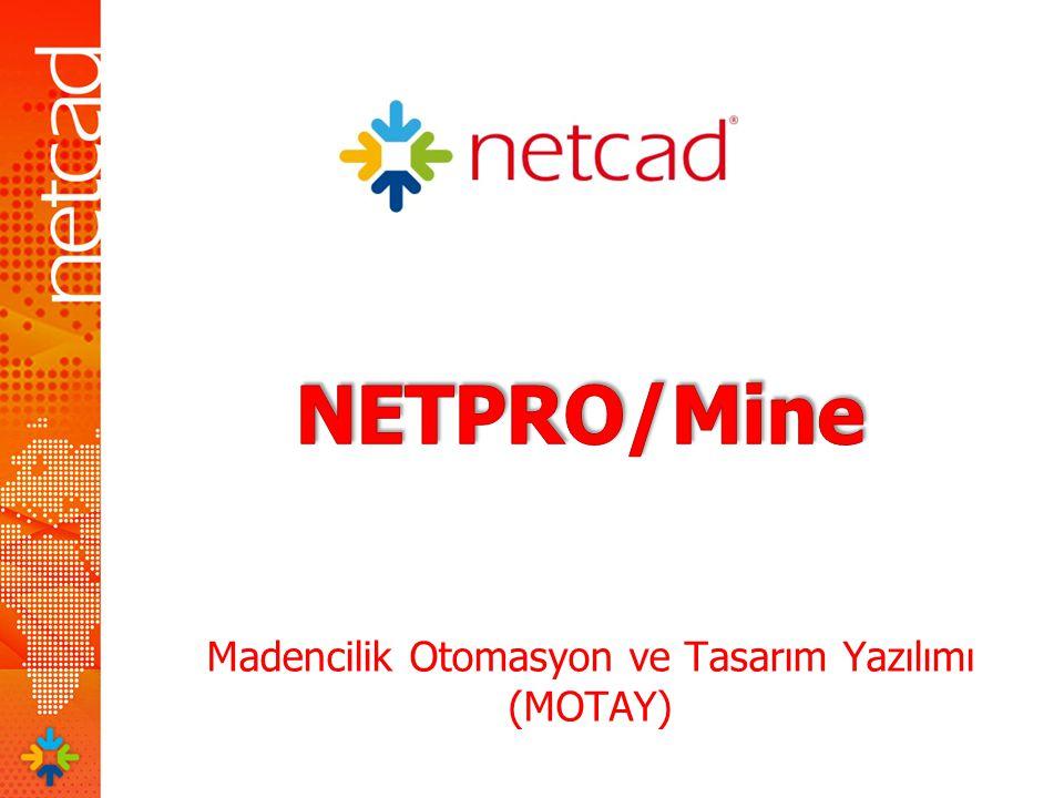 Madencilik Otomasyon ve Tasarım Yazılımı (MOTAY)