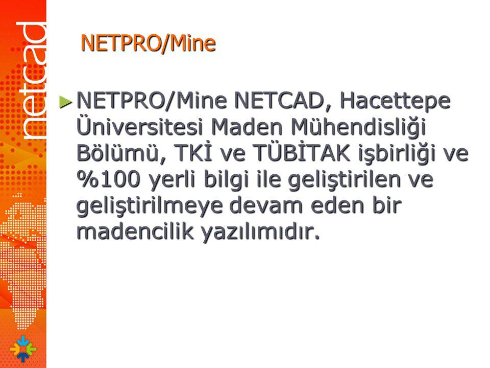 NETPRO/Mine