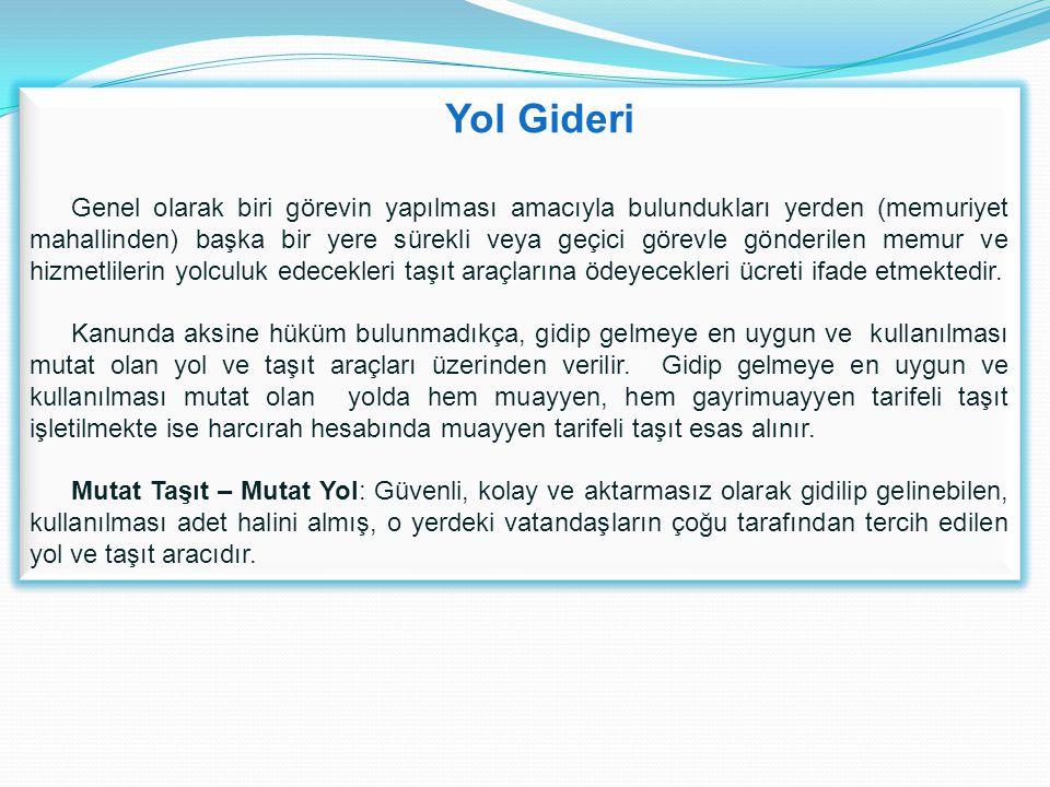 Yol Gideri