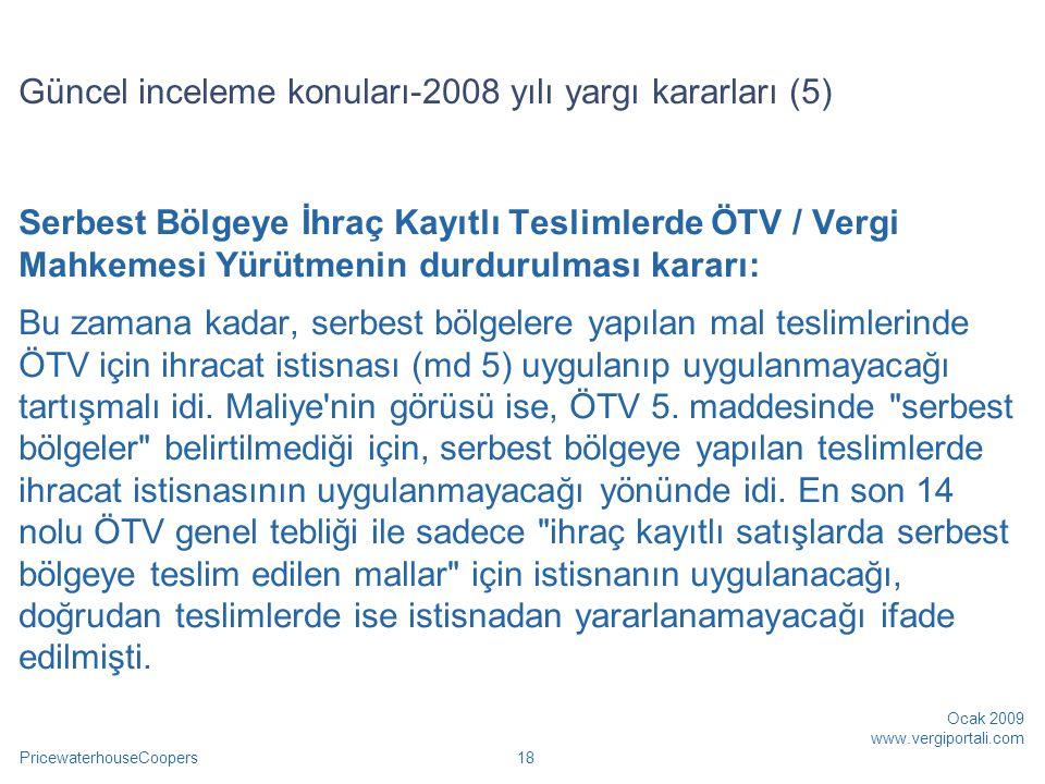 Güncel inceleme konuları-2008 yılı yargı kararları (5)