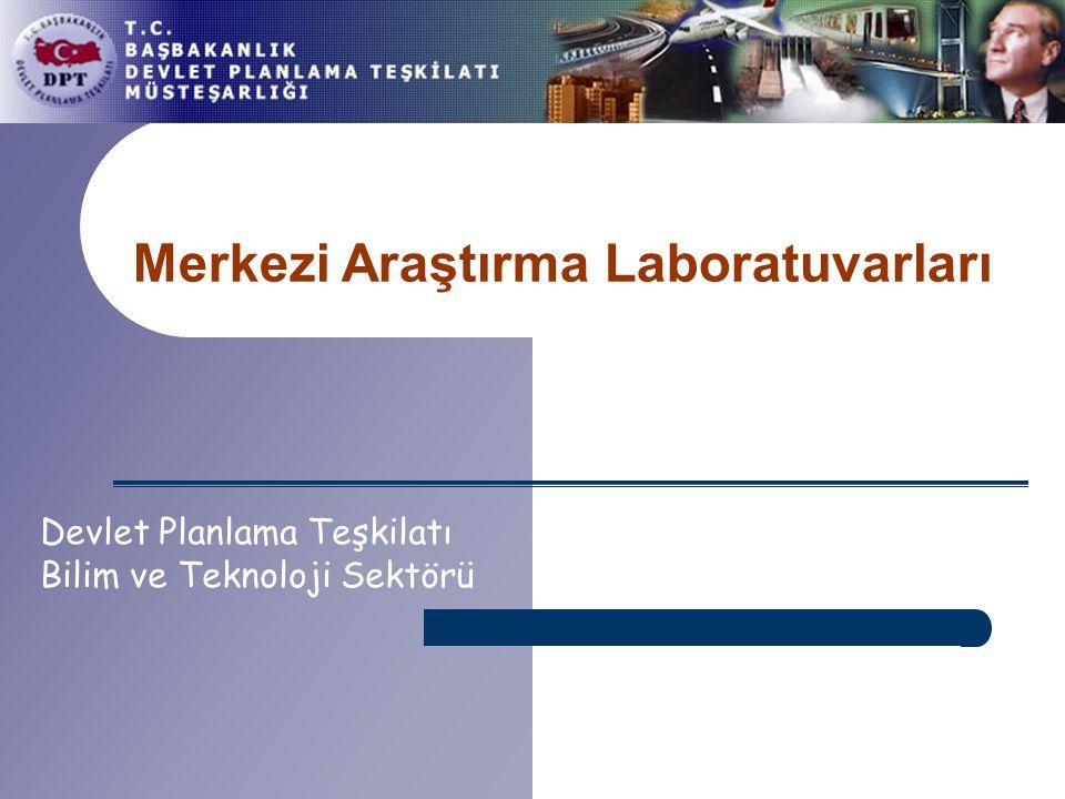 Merkezi Araştırma Laboratuvarları