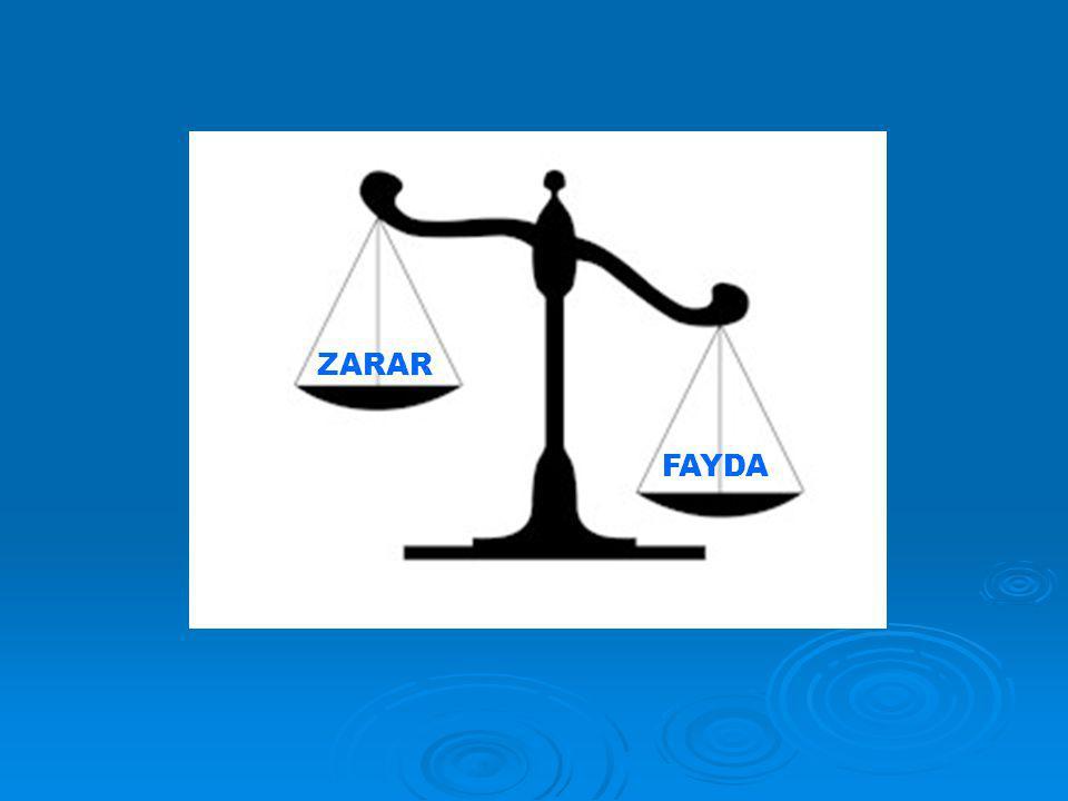 ZARAR FAYDA