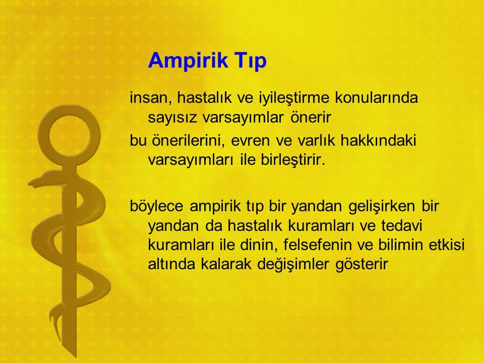 Ampirik Tıp