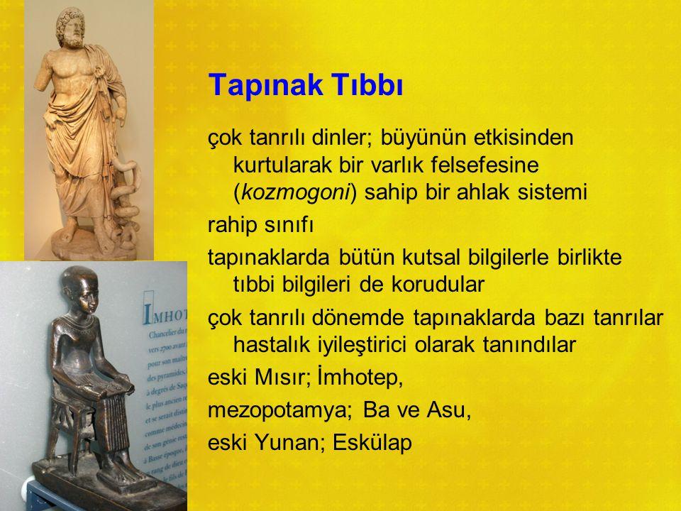 Tapınak Tıbbı