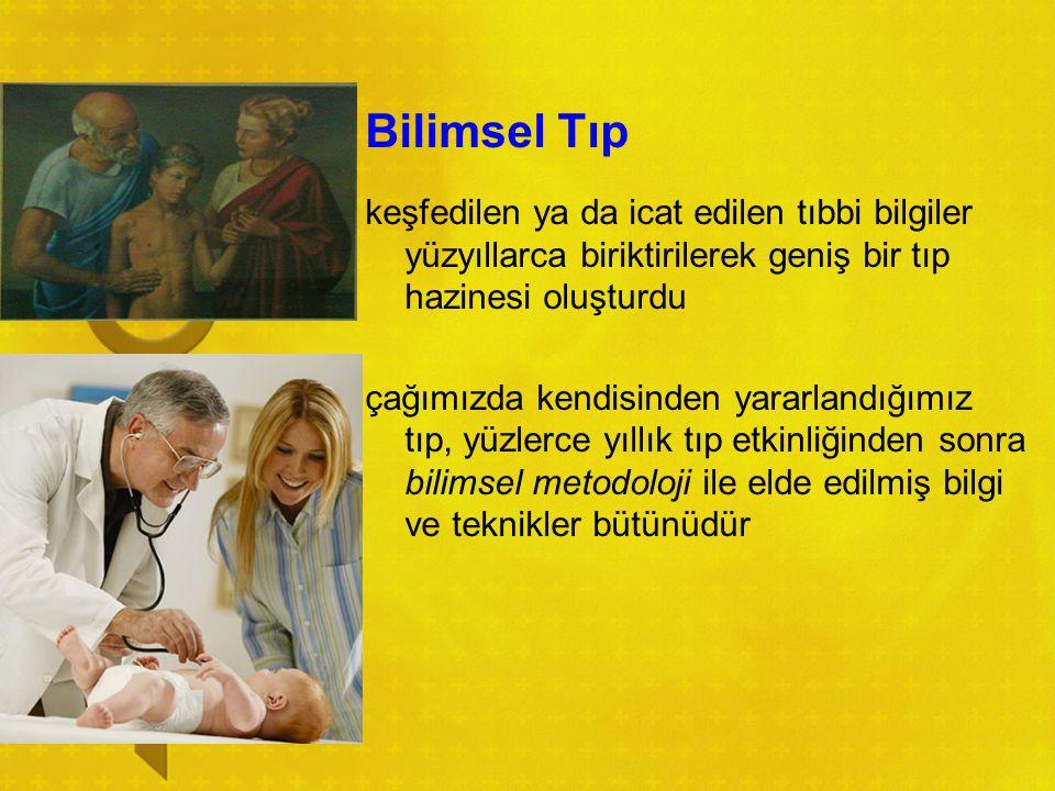 Bilimsel Tıp