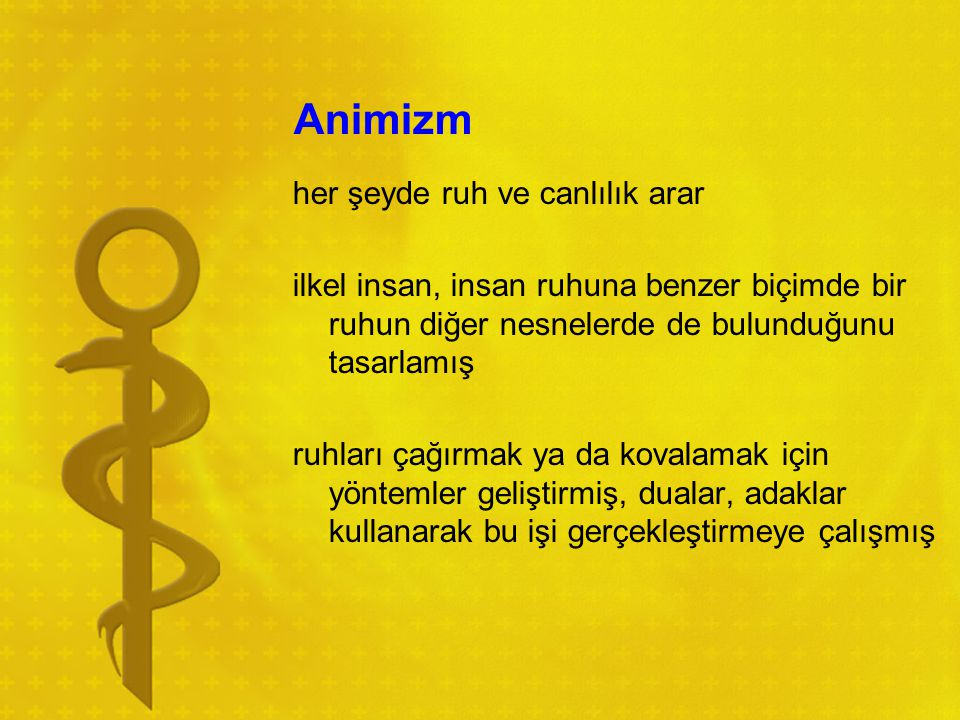 Animizm