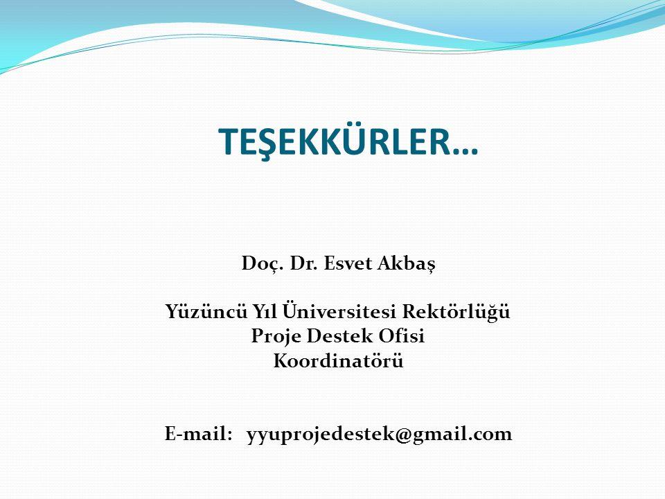 Yüzüncü Yıl Üniversitesi Rektörlüğü
