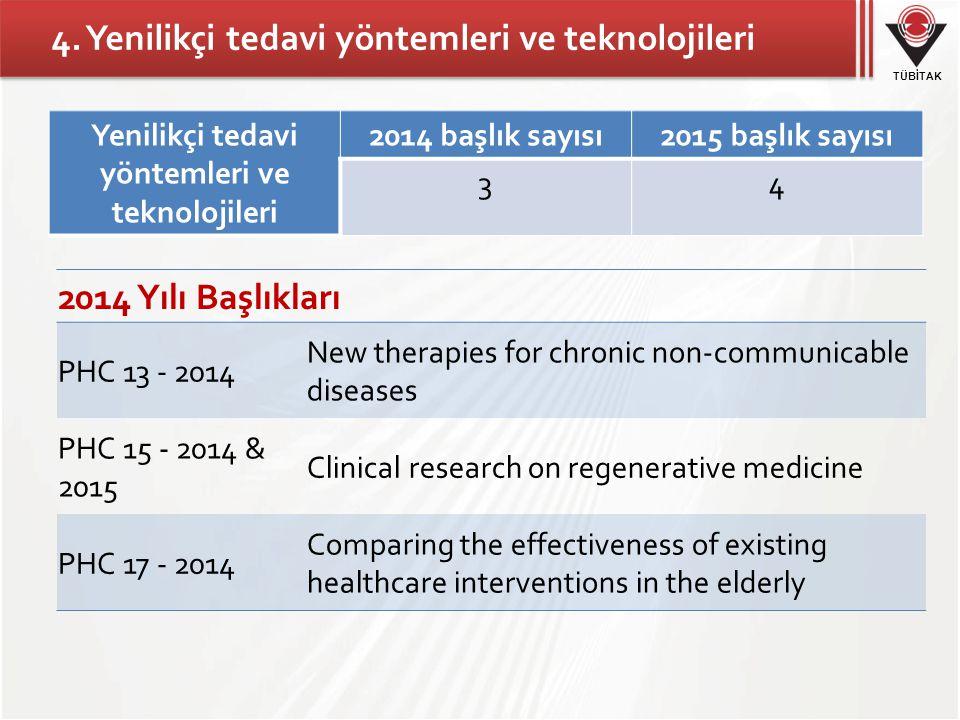 4. Yenilikçi tedavi yöntemleri ve teknolojileri