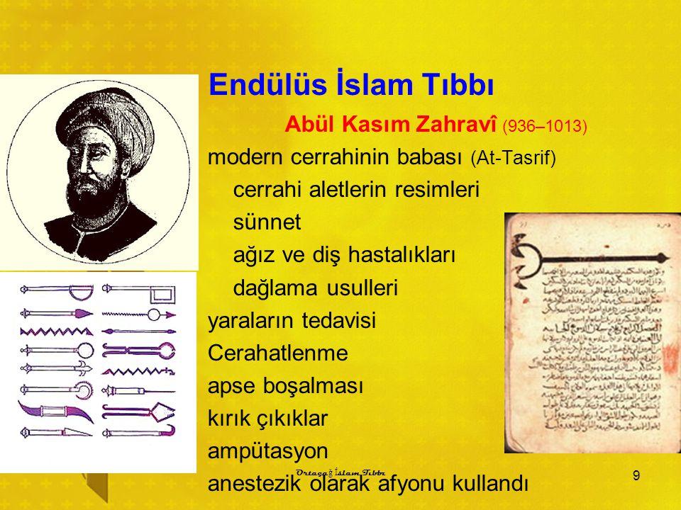 Endülüs İslam Tıbbı