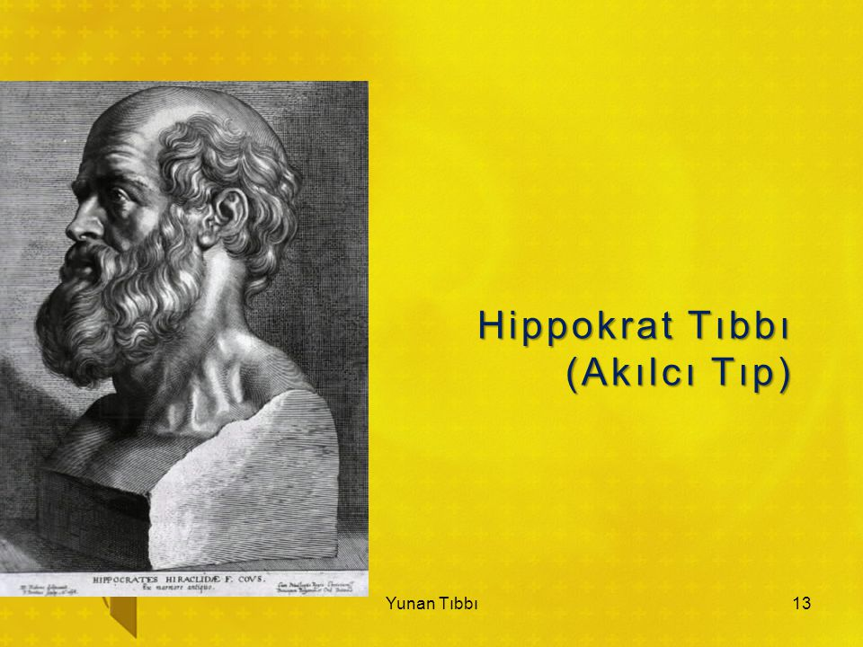 Hippokrat Tıbbı (Akılcı Tıp)