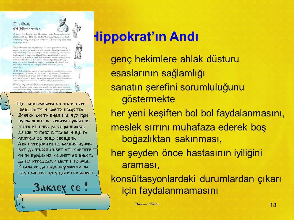Hippokrat'ın Andı